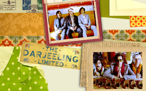 The Darjeeling Limited wallpap by lovecrafted