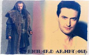 Richard Armitage by Symbelmine21