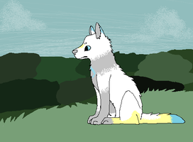 Aestheticfrost Commission two -pic- by Altiasdog