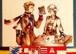 APH Prussia and Germany by PrussianHetareFox