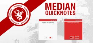 Median - Quicknotes by spr33