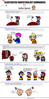 Illustrated FF Summaries 10 by RangerSnow