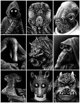 Max Rebo and Friends by AstroVisionary