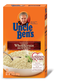Your Move Uncle Ben's by MaybeIfWeHumpFaster