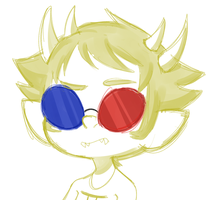 sollux by ChainedMace