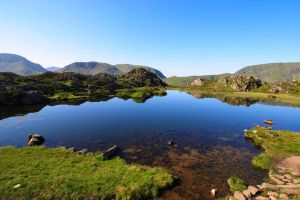 Innominate Tarn  - by scotto