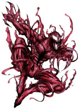 Carnage by Yetome