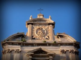 Architecture in Naples by stefanpriscu