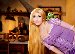 Disney Tangled - Rapunzel 6 by KiaraBerry