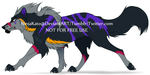 Dragon -- Wolf/canine adopt flat price -- OPEN by Sterling-Kato