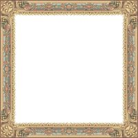 Rococo frame stock by DeadLady