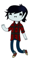 Oh Marshall Lee, why are you so derpy? by xXangelbiteXx