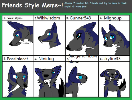 Meme by CrypticWollf