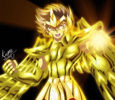 Seiya in V by MK-karma