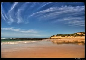Breamlea Beach by DanielleMiner