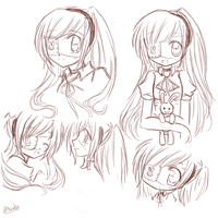 Sketchs by criis-chan