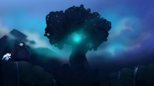 Ori and the Blind Forest by foolyguy