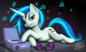 Vinyl Scratch's B-day 2011 Megamix by DJ-BLU3Z