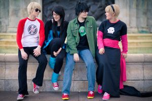 Homestuck: Beta Days by felixize