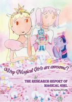Why Magical Girl are awesome? cover by ojamajomary