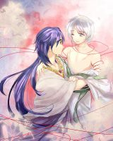 MAGI_shinjar_in your arms by noDuckiEallow