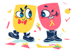 Snipperclips by Aw0