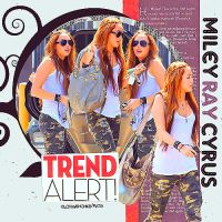 trendy miley by mj-editions