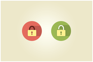 58 Lock Icon (freebie by pixelcave) by pixelcave