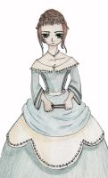 Character Design: Janine by Innocent-malice