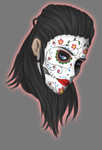 Day Of The Dead by Laxan-Enore