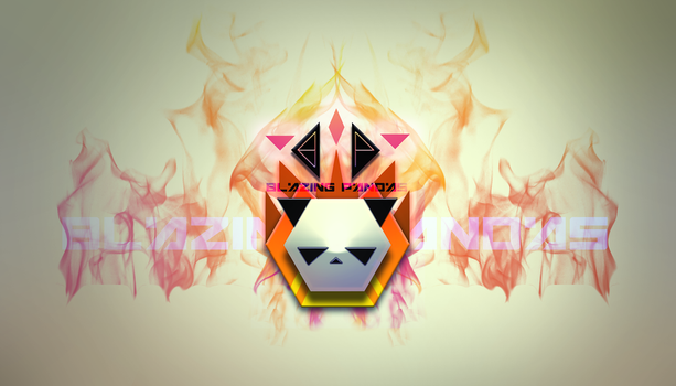 CS:GO Team Logo -  Blazing Pandas (Wallpaper) by CuteC3