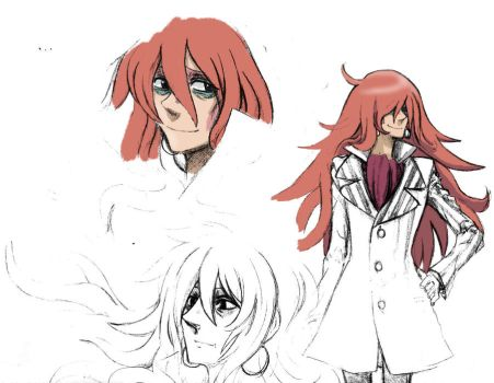 Fujimoto Doodles by ThePookaPrince