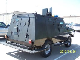 Parker County Sheriff SWAT5 by coonk9