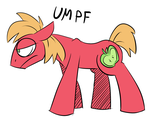Umpf by MartinHello