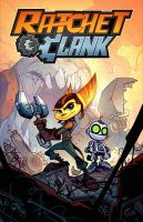 Ratchet + Clank Issue 1 by CreatureBox
