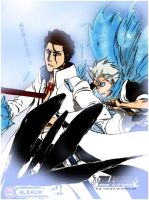 Bleach cover 391 by naruble