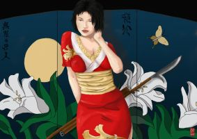 Makie - Blade of the Immortal by IvanChristian