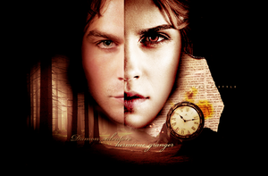 Damon and Hermione by simpleestyle