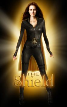 The Shield - Bella by TheSearchingEyes