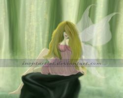 Fairy from Enchantment by ineptartist