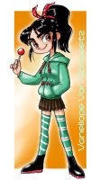 Vanellope 2 by UOTSdA