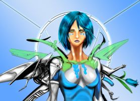 Battle Angel by FMBEQ