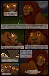 Mufasa's Reign: Chapter 1: Page 10 by albinoraven666fanart