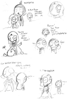 Day With 'Brother' by Sergeant-Keroro