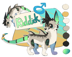Riddick ref commission by Redrie