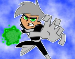 Danny Phantom by DeannaPhantom13