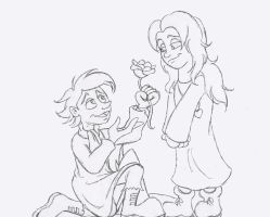 Snuffy and Snufkin Commission WIP by unicorn-skydancer08
