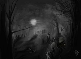 March of the Undead by eartheater