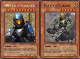 2nd set of spartan cards by Dark-Hound