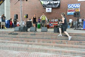 Puerto Rican/Latin Festival, the Classic Dance 8 by Miss-Tbones